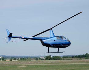 Hubschrauber fliegen Aschaffenburg Großostheim