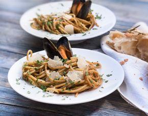 Mediterrane Küche - Senden Mehr-Gänge-Menü, inkl. Getränke
