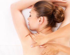 Lava Shell Massage - 60 Minuten Lava Shell Massage