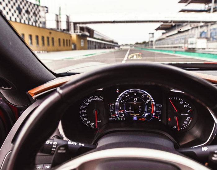Renntaxi Corvette Z06 C7.R - 4 Runden Lausitzring Corvette Z06 C7.R - 4 Runden