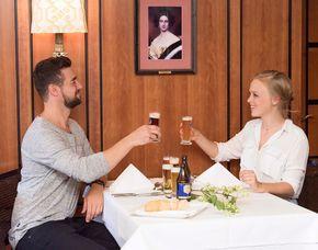 Erlebnisrestaurant - Bier-Degustations-Menü - München Bier-Degustationsmenü - 3-Gänge-Menü, inkl. Getränke