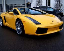 Lamborghini selber fahren - Lamborghini Gallardo - Diemelstadt Lamborghini Gallardo - 60 Minuten mit Instruktor