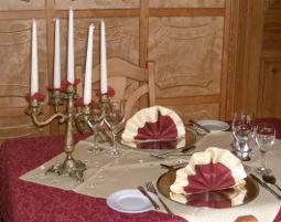Bild Candle-Light-Dinner für Zwei - Candle Light Dinner – Wenn Liebe durch den Magen geht
