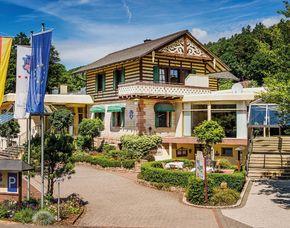 Kurzurlaub inkl. 80 Euro Leistungsgutschein - Hotel Villa Marburg im Park - Heigenbrücken Hotel Villa Marburg im Park