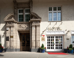 Städtetrips Hotel Brandies