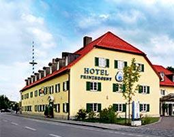 Kuschelwochenende (Voyage d´Amour für Zwei), München-Riem Hotel Prinzregent an der Messe