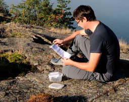 Bild Geocaching - Hightech Schnitzeljagd und Schatzsuche