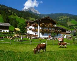 Schlemmen und Träumen für Zwei - Dorfgastein Unterbergerwirt - 4-Gänge-Menü