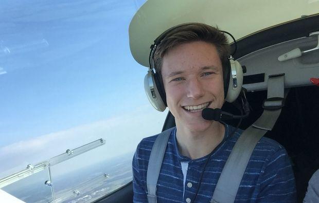 flugzeug-rundflug-ganderkesee-ultraleichtflugzeug