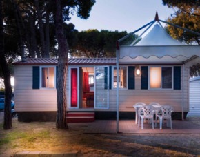 Italien Urlaub im Bungalow für 4 Camping Village Cavallino - Cavallino Camping Village Cavallino