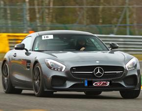 Renntaxi - AMG GT-S - 4 Runden AMG GT-S - 4 Runden - Red Bull Ring