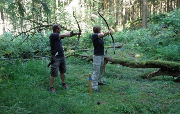 bogenschiessen-clausthal-zellerfeld-wald