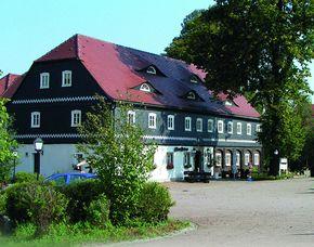 Kurzurlaub inkl. 60 Euro Leistungsgutschein - Hotel Alter Weber - Cunewalde Hotel Alter Weber