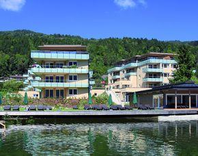 Kurzurlaub inkl. 120 Euro Leistungsgutschein - Apart Hotel Legendär - Steindorf am Ossiacher See Apart Hotel Legendär