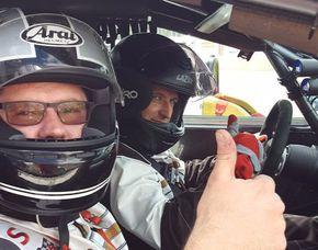 Rennwagen selber fahren Biltzh...