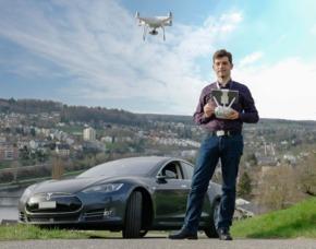 Drohnen Schnupperfliegen Weil am Rhein