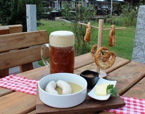 Kurztrip für Bierliebhaber - 1 ÜN - Walsrode Hotel Forellenhof – Brauereibesichtigung, Bierpauschale, 5-Gänge-Menü