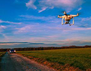 Drohnen-Workshop - Kurs für Fortgeschrittene - Drohnenfotografie - 3 Stunden Fortgeschrittenenkurs Drohnenfotografie - 3 Stunden
