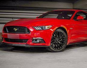 Ford Mustang - 60 Minuten Ford Mustang - 60 Minuten