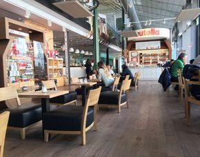 Kleine Köstlichkeiten - Kulinarische Führung durch Eataly - Schrannenhalle - München Verkostung von italienischen Spezialitäten