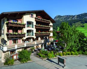 Kurzurlaub inkl. 120 Euro Leistungsgutschein - Hotel Schwarzer Adler - Tannheim Hotel Schwarzer Adler