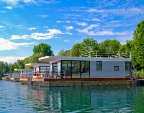 Hausboot Übernachtung Braunsbedra