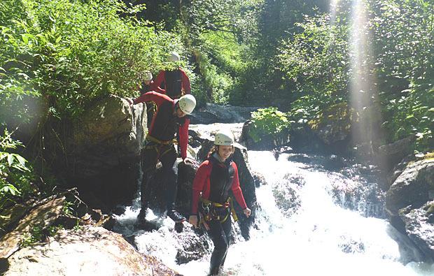 canyoning-tirol-sommer