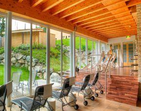 Spa-Hotels & Massage (Wellness-Wochenende Deluxe) - 1 ÜN - Davos Platz Sunstar Hotel Davos - Massagebad