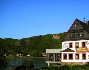 2x2 Übernachtungen - Weinhotel Landsknecht - St. Goar Weinhotel Landsknecht