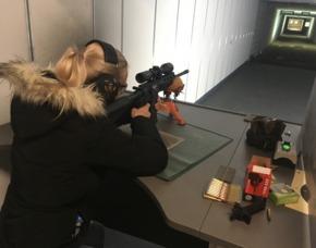 Schießtraining Wallenhorst