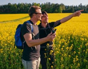 Geocaching Dresden