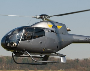 Hubschrauber selber fliegen 30 Minuten - 30 Minuten 30 Minuten