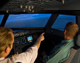 Flight Simulator - Airbus A320 - 30 Minuten - Schnupperkurs Airbus A320 - 45 Minuten
