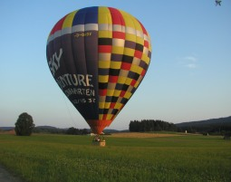 Ballonfahren Gera 60 - 90 Minuten