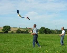 fliegen-modell-flug