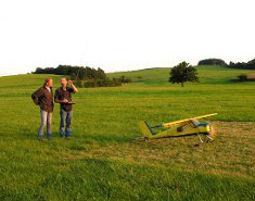 Modellfliegen Flugzeug Großnaundorf Flugzeug - 60 Minuten