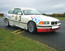 Tourenwagen - Fahrertraining - Dahlem BMW Tourenwagen - 10 Runden - Teststrecke Dahlem