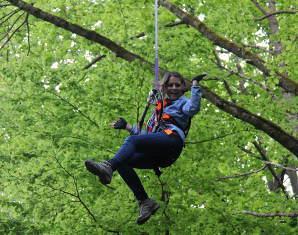 Abenteuer-Wochenende Zipline, Base-Jump, Minigolf, Candle-Light-Dinner