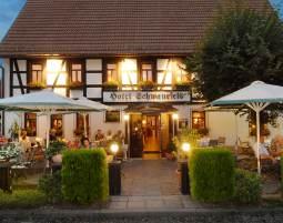Schlemmen und Träumen - Meerane Romantik Hotel Schwanefeld - 4-Gänge-Menü