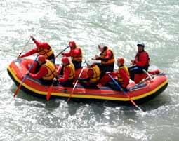 b-rafting-team