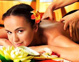 Hawaiianische Massage 50 Minuten