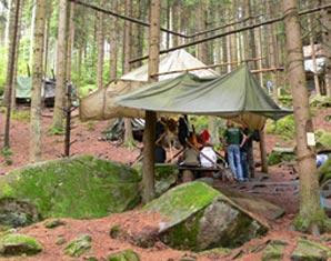 Outdoor-Tagescamp   Viechtach
