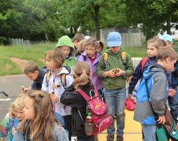 Familien-Abenteuer (Geocaching für Familien) - Bischofsheim an der Rhön Cachepoint - Geocaching-Tour