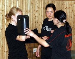 kickboxen-trainerin