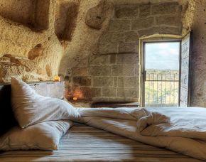 Bella Italia – 2 Übernachtungen + Frühstück + Obstarrangement Le Grotte della Civita