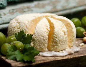 Käse selber machen von einer Sorte