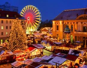 Weihnachtsmarkt Kurztrips Düsseldorf