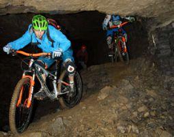 Mountainbike-Tour unter Tage_Kamsdorf Mountainbike Tour - ca. 3 Stunden