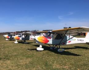 Flugzeug Rundflug Mosbach