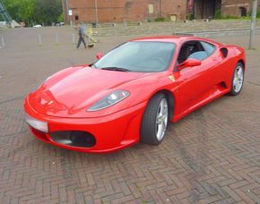 Ferrari selber fahren - Ferrari F430 Spider oder Coupé - 60 Minuten Ferrari F430  - Ca. 60 Minuten